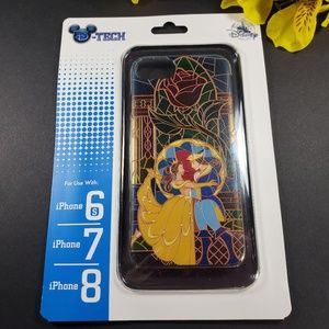 Disney Tech IPhone Beauty and Beast Phone Cover